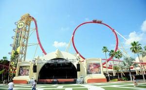 Harry Potter Orlando: Grand opening of Wizarding World of Harry Potter, Orlando