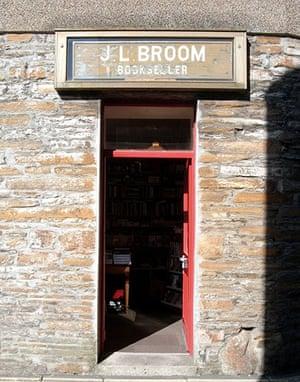 independent bookshops: JL Broom