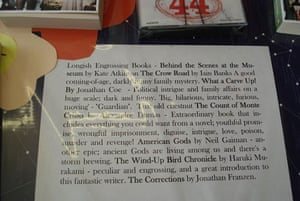 independent bookshops: Dulwich Books
