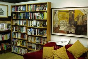 independent bookshops: Wivenhoe Bookshop