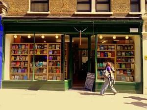 independent bookshops: Quinto & Francis Edwards Bookshop