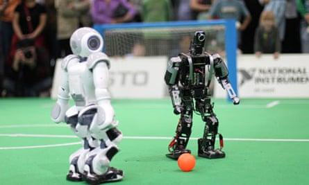 RoboCup 2010