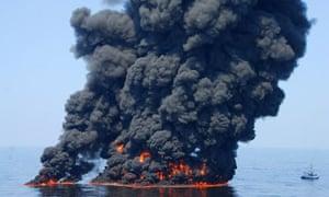 Deepwater Horizon Oil Spill,