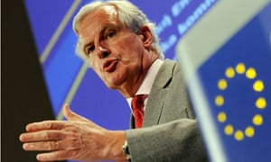 Michel Barnier seeks credit rating watchdog