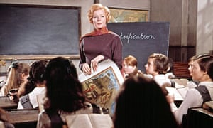 The Prime of Miss Jean Brodie, directed by Ronald Neame