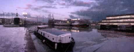 Bristol's harbourside reimagined. Image: PreConstruct