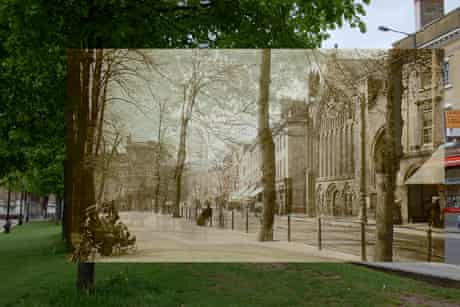 Bristol's Park Street. Image: Bristol Record Office
