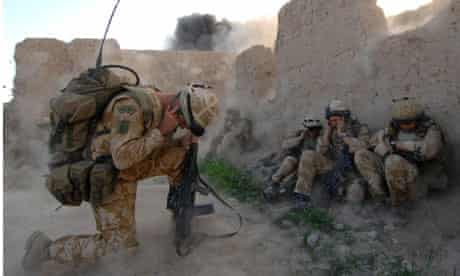 Operation Achilles in Afghanistan