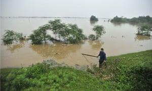 Dam Dyke Breaching Threaten Millions People In Jiangxi