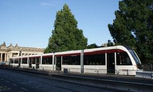 Trams: Trams