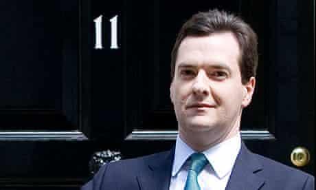 George Osborne budget