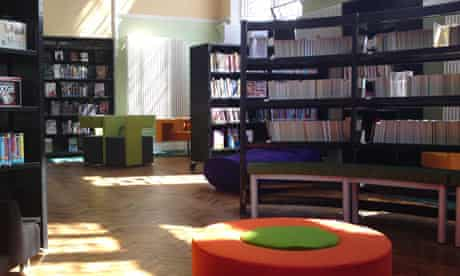 Cathays library