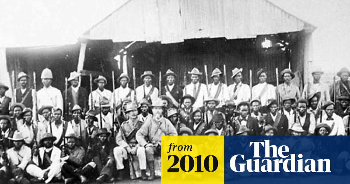 Boer war soldiers' records published online | UK news | The