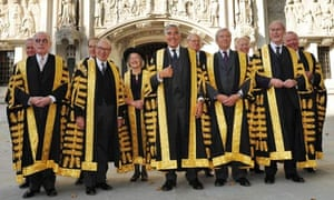 British Supreme Court and judges