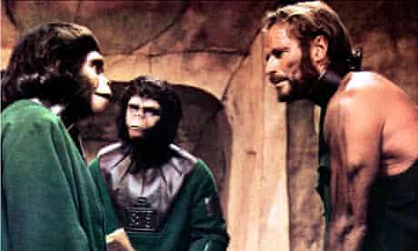 planet of the apes charlton heston