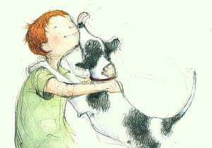 Harry & Hopper: Illustration from Harry & Hopper by Freya Blackwood