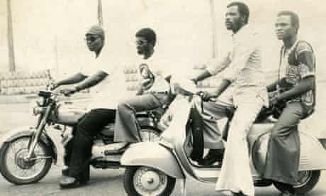 Benin's Orchestre Poly-Rythmo de Cotonou.