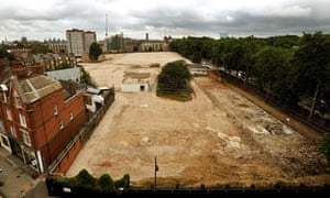 Prince Charles intervened in the development plans the former site of the Chelsea barracks