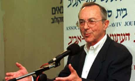 Moshe Arens, 1999