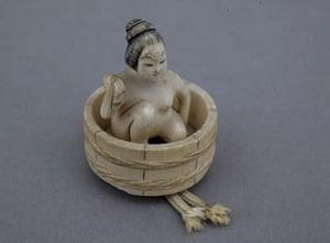 Edmund de Waal Netsuke: A netsuke belonging to ceramicist Edmund de Waal