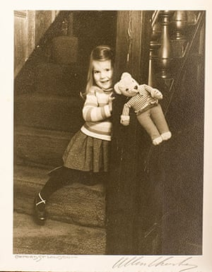 Hancox House: Charlotte Moore in her childhood home, Hancox, in the 1960s