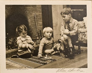 Hancox House: Rowan Moore and his siblings in their home Hancox in the 1960s