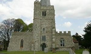 A church in Hoo, near Rochester