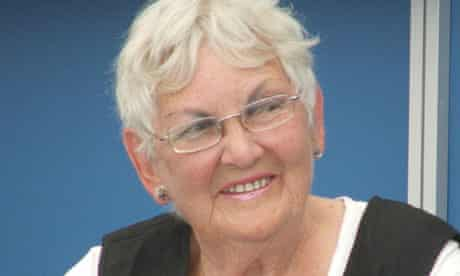Myrrha Stanford-Smith, who has had her debut novel published at 82