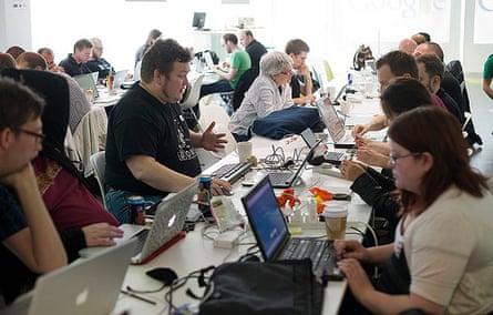 hackcamp at google