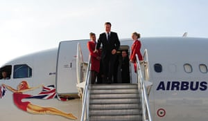 David Cameron at G8: Prime Minister David Cameron arrives in Toronto