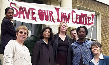 Lawyers at Hackney Law Centre