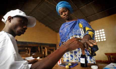 Burundi elections voting