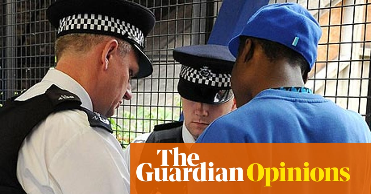 When Play Is Criminalized Racial >> Crime Cannot Be Explained By Race Richard Garside Opinion The