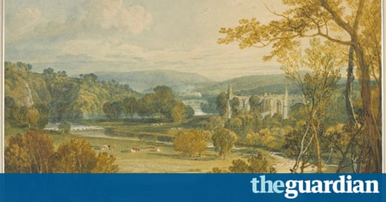 Yorkshire Launches Jmw Turner Trail Art And Design The