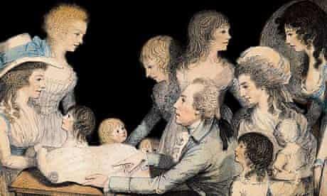 The Edgeworth family portrait