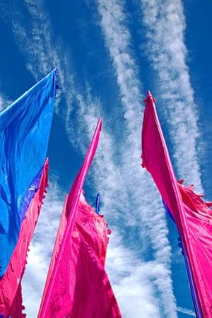 Hay festival: Hey hey, my my