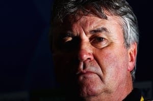 Rafa's Replacements: Chelsea Manager Guus Hiddink