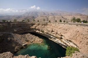 Sinkholes: Oman: The Bimah Sinkhole