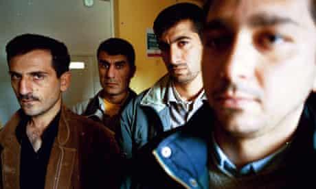 Iraq asylum seekers