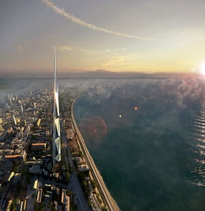 Norman Foster : India Tower in Mumbai