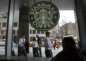 Russian secret agents: A Starbucks in New York where Anna Chapman communicated with officials