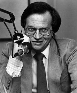 Larry King retires: 1980's: Larry King