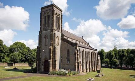 St James's Church, Dudley