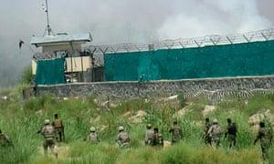 Taliban attack in Jalalabad