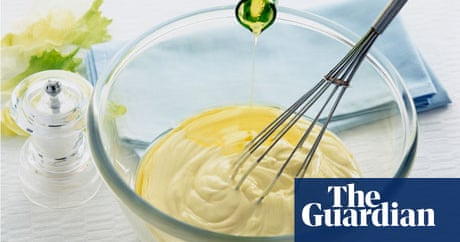 How To Make Perfect Mayonnaise Life And Style The Guardian