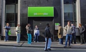 unemployment jobcentre