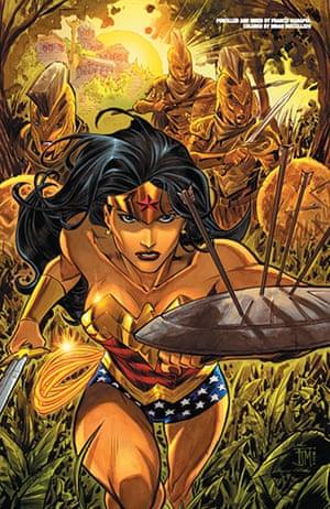 Wonder Woman: Wonder Woman art by Nicola Scott