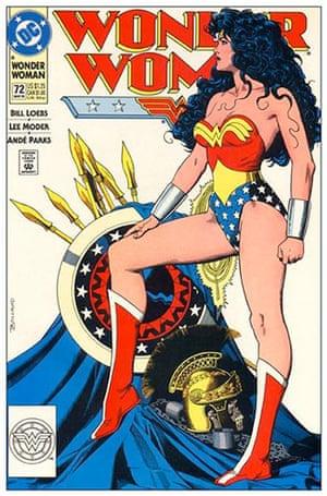 Wonder Woman: Wonder Woman issue 72