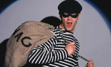 readers recommend songs about villains robber swag bag