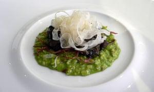 Snail porridge